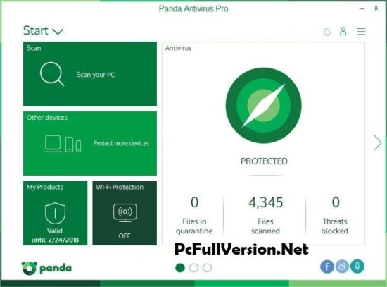 Panda Antivirus 2018 Activation Code