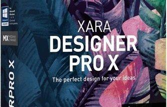 Xara Designer Pro X Full