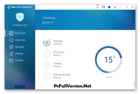 360 Total Security 2019 Crack + Serial Key Free Download