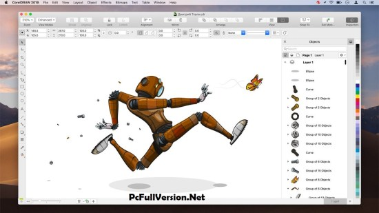 Crack coreldraw 2019 windows