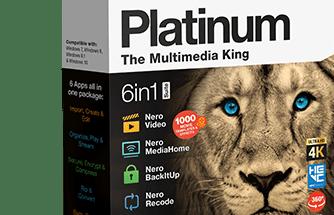 Nero Platinum Crack + Serial Key Free Download