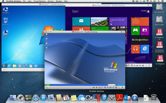 Parallels Desktop 14 Activation Key