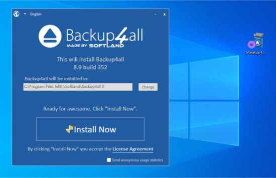 Backup4all Pro Activation Key
