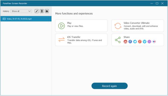 FonePaw Screen Recorder Registration Key