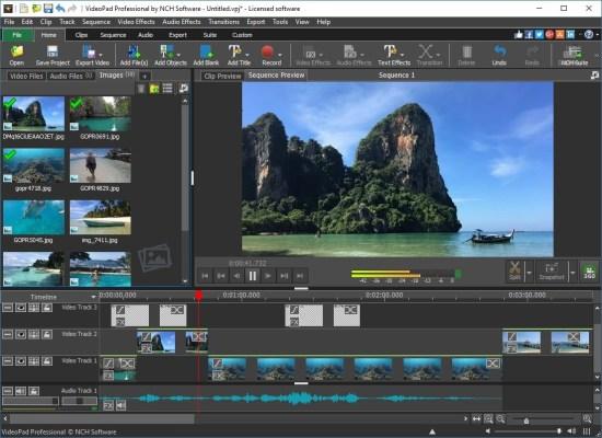 NCH VideoPad Video Editor Registration Code