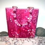 Hand Dyed Batik Bag