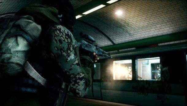 החברה ראשונה למשחק -Battlefield 4