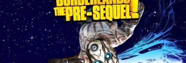 Borderlands: The Pre Sequel הוא הכותר הבא בסדרת המשחקים המוצלחת Borderlands
