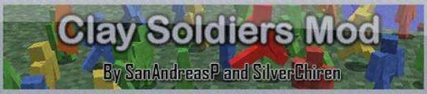 MineCrap - Mode ShowCase - Clay Soldiers
