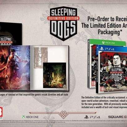 פרטי ההזמנה המוקדמת של המשחק Sleeping Dogs Definitive Edition