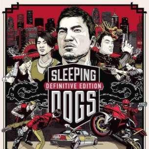 עטיפת המשחק Sleeping Dogs Definitive Edition ל-Xbox One