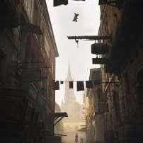 תמונה מההרחבה החדשה Assassin's Creed Unity Dead Kings