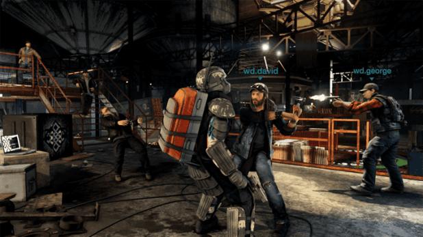 תמונת מצב מהמשחק של משימה צדדית במצב קו-אופ בהרחבה החדש Watch_Dogs Bad Blood