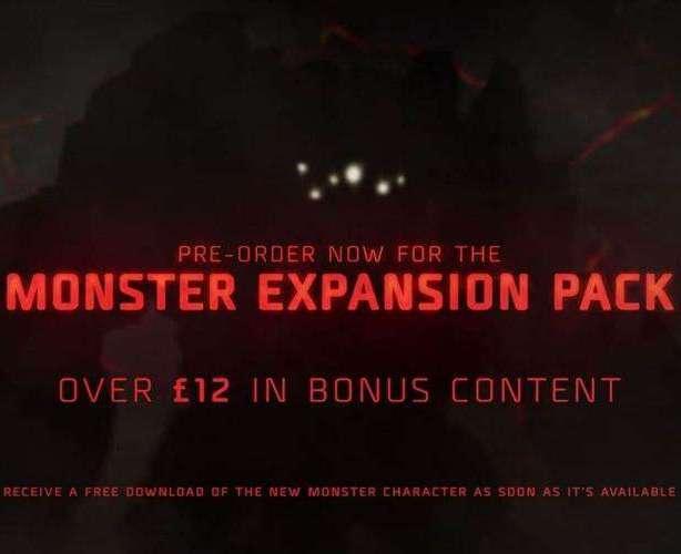 הפרסומת בסוף הטריילר, שמראה את Behemoth האימתנית!