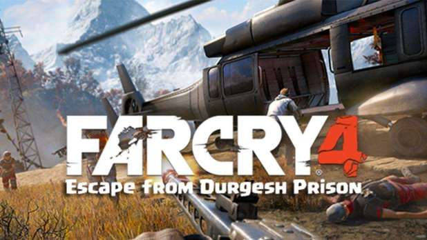 FarCry4 Escape from Durgesh Prison