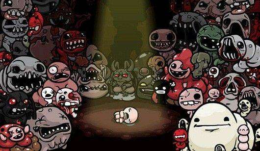 Binding of Isaac : Rebirth