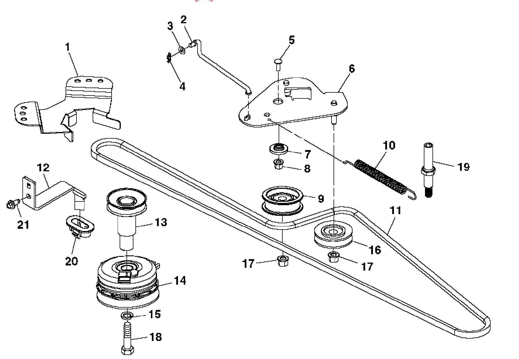 John Deere Parts Diagrams