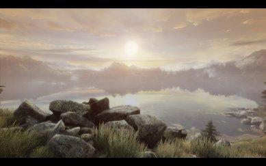 The Vanishing of Ethan Carter PC gameplay screenshot