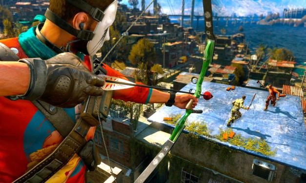 Dying Light's Battle Royale-Style Mode, Bad Blood, Out Now On PC