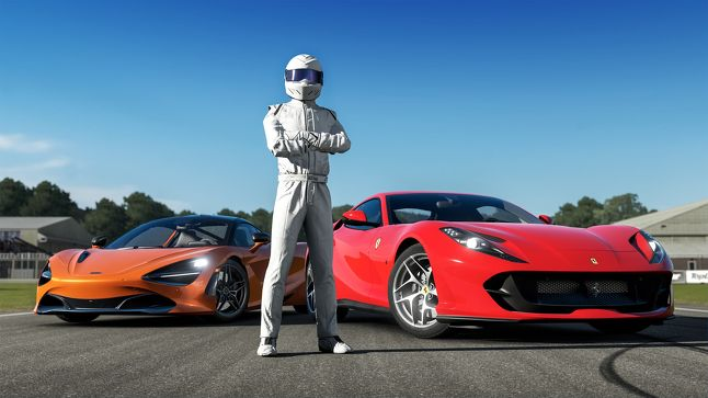 The Top Gear relationship with Forza has been a successful one for the BBC