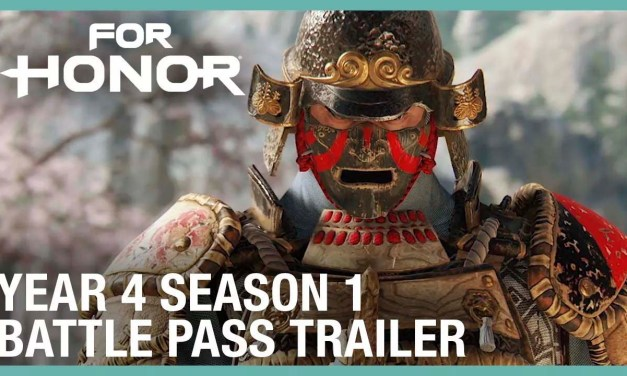 For Honor: Year 4 Season 1 Battle Pass Launch Trailer