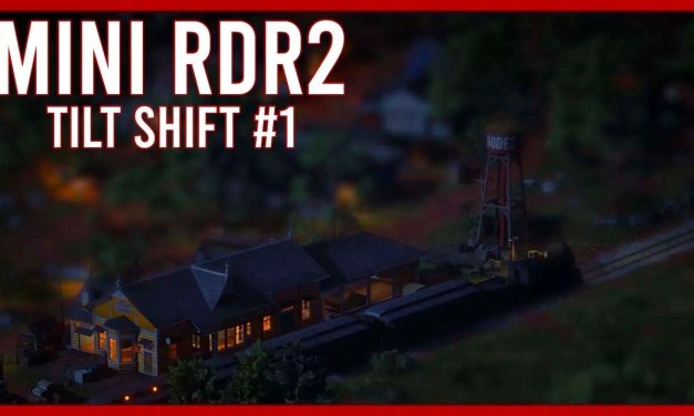 RDR2 Tilt Shift Project – The World of Red Dead Redemption 2 Miniaturised – #1 – YouTube