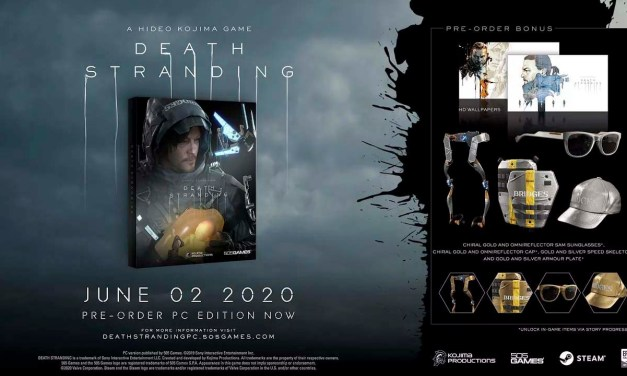 Death Stranding Arriving on Steam Half Life Special Released on 2nd, June 2020