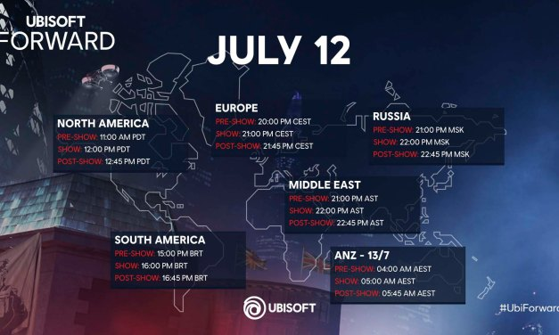 Ubisoft Forward – Everything You Need To Know 12th July 2020 Free Watchdogs 2