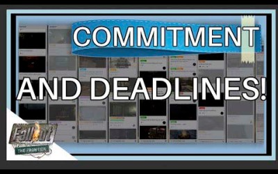 """Fallout: New Vegas """"The Frontier"""" – Commitment, Deadlines and Releases"""