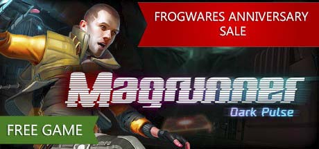 Save 100% on Magrunner: Dark Pulse on Steam 1 Day Free Only