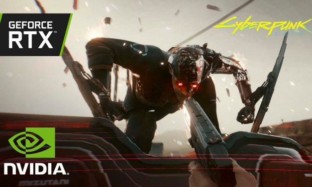 Cyberpunk 2077 | Official 4K Nvidia RTX Launch Trailer