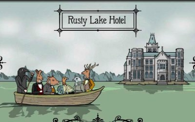 Free Games for April: Save 100% on Rusty Lake Hotel on Steam Today Only!!