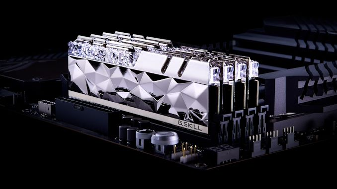 Computex 2021: G.Skill Trident Z Royal Elite With DDR4-4000 CL14, Tight Latencies