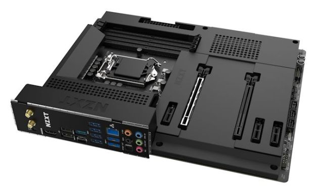 NZXT Announces N7 Z590 Motherboard For Rocket Lake