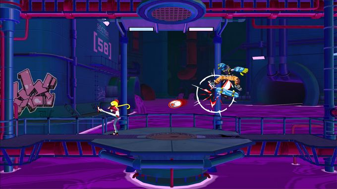 Lethal League Blaze The Shadow Surge Update v1 17 incl DLC PC Crack