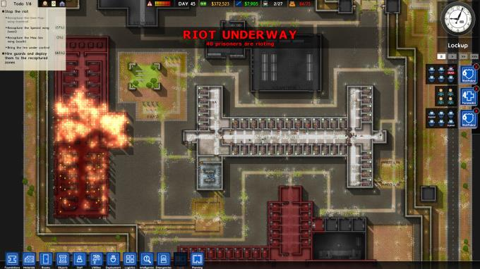 Prison Architect The Slammer PC Crack