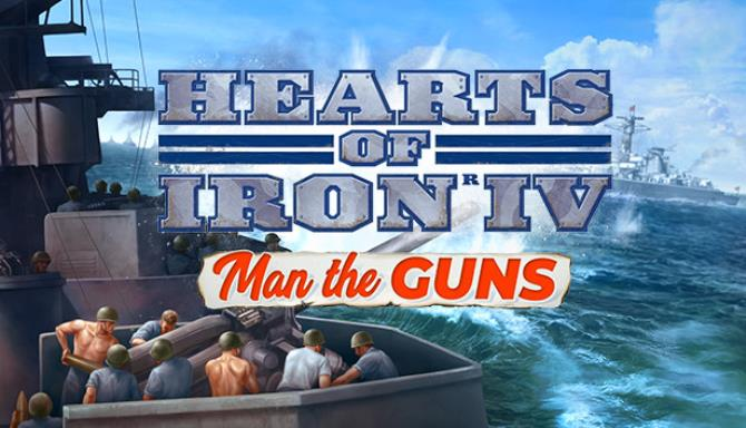 Hearts of Iron IV Man the Guns Update v1 6 1 Free Download