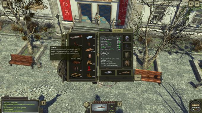 ATOM RPG Dead City Update v1 109 incl DLC PC Crack