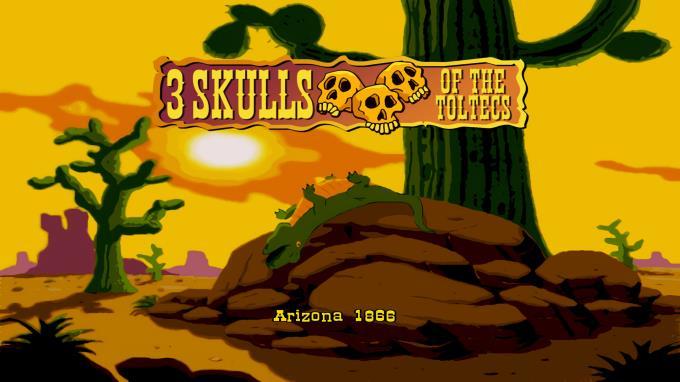 Fenimore Fillmore 3 Skulls of the Toltecs Torrent Download