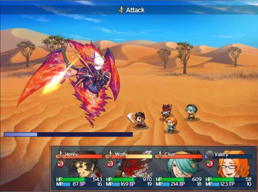 RPG Fighter League Torrent Download