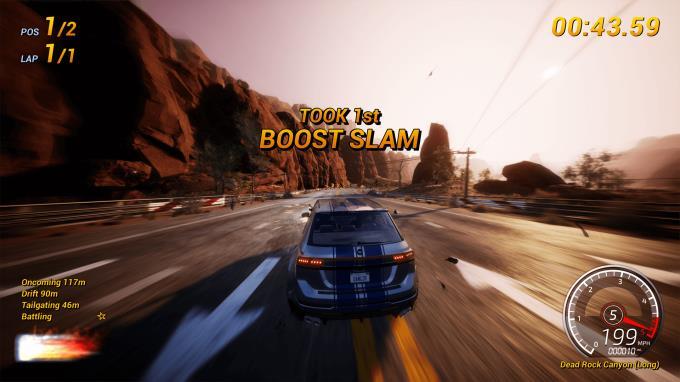Dangerous Driving Road Rage PC Crack