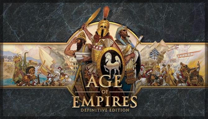 Age of Empires Definitive Edition Update Build 28218 Free Download