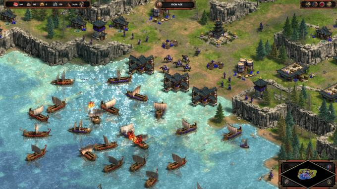 Age of Empires Definitive Edition Update Build 28529 PC Crack