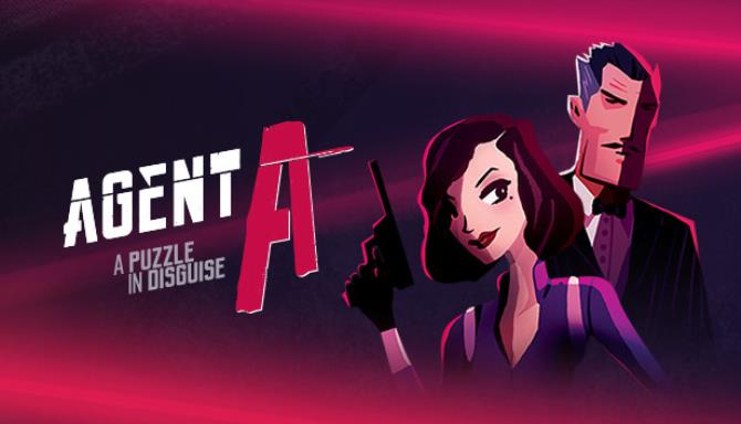 Agent A: A puzzle in disguise Free Download