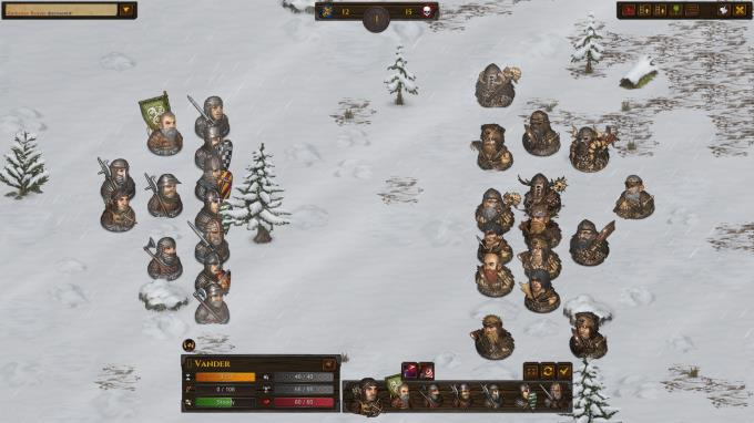 Battle Brothers Warriors of the North Update v1 3 0 25 PC Crack