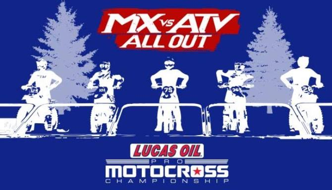 MX vs ATV All Out 2019 AMA Pro Motocross Championship Update v2 9 1 Free Download