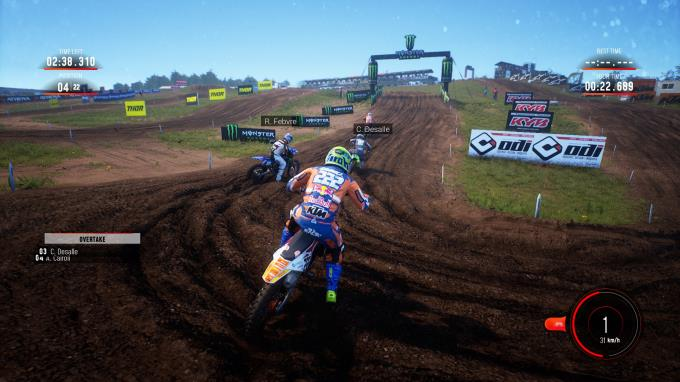 MXGP 2019 The Official Motocross Videogame Torrent Download
