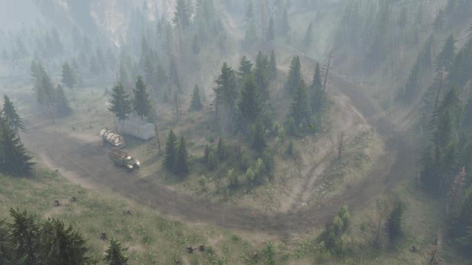 Spintires Canyons PC Crack