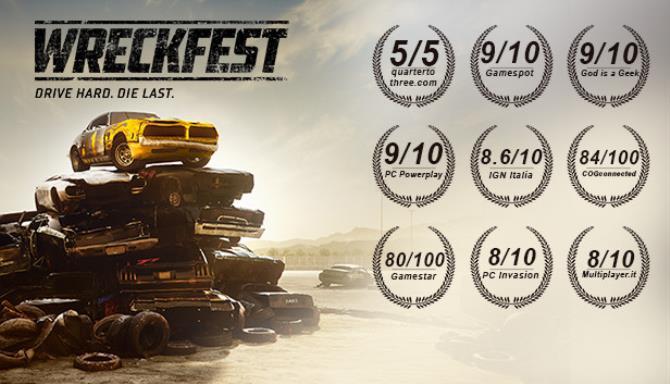 Wreckfest Update v1 250501 Free Download