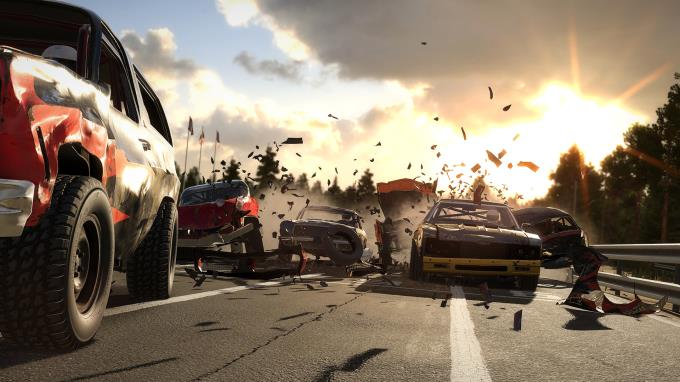 Wreckfest v1 25 PC Crack
